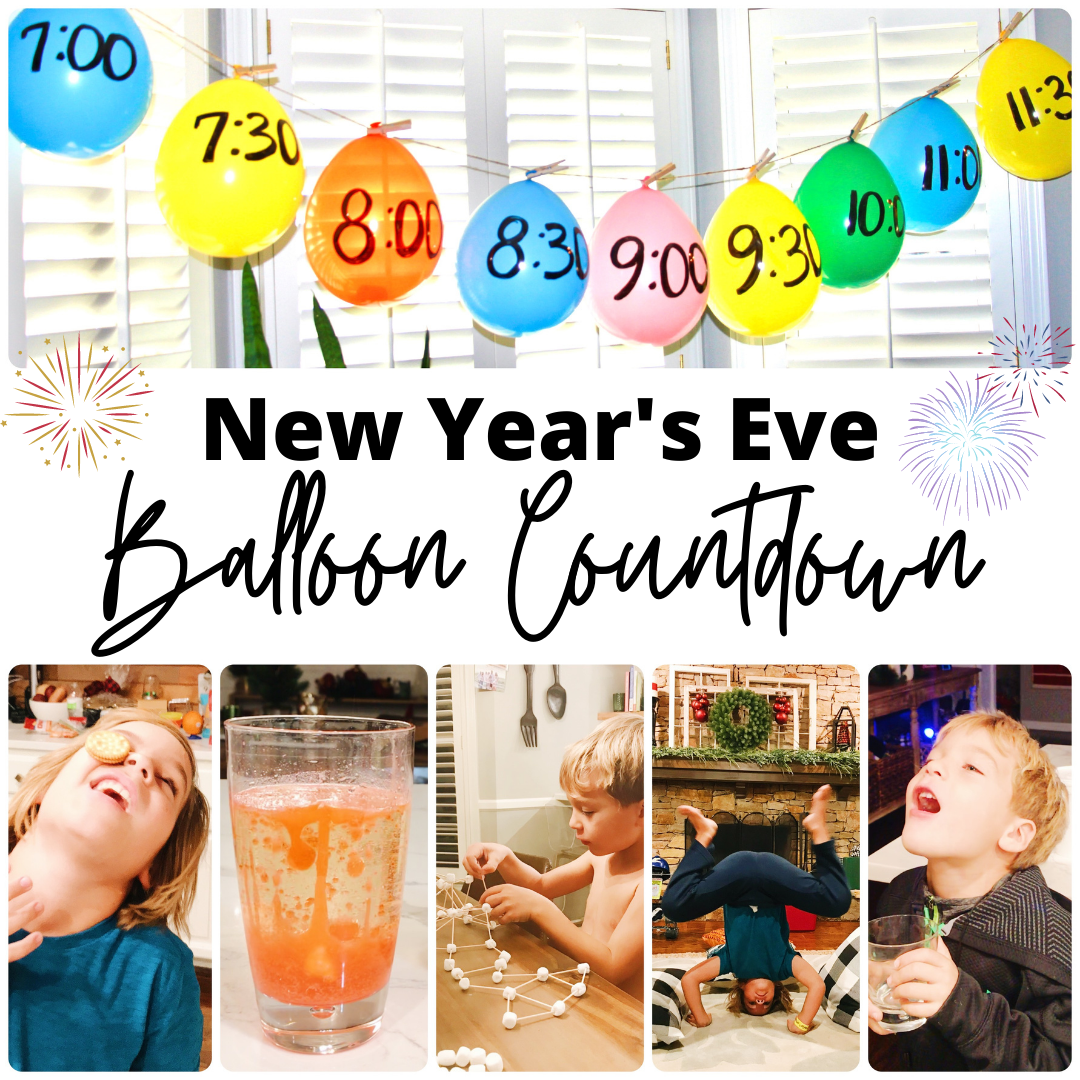NYE Balloon Countdown