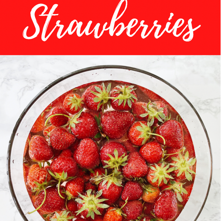 Keep Strawberries Fresh Longer